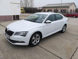 Škoda Superb 2.0 TDI 110kW Ambition