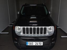 Jeep Renegade 1.4 MultiAir 2 140k Limited FWD